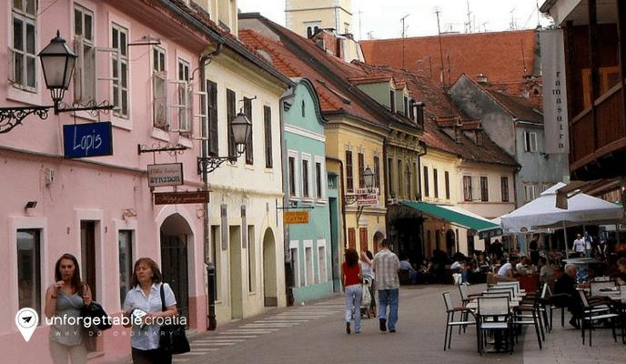 TkalčićevaStreet