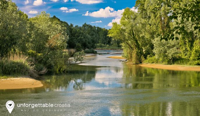 Drava River, Unforgettable Croatia