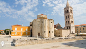 St Donatus Church, Zadar