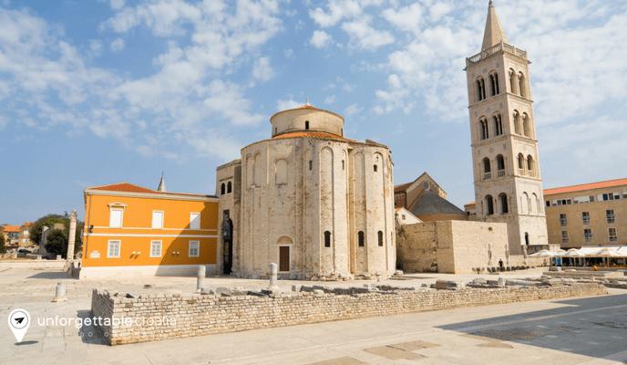 St Donatus Church, Zadar