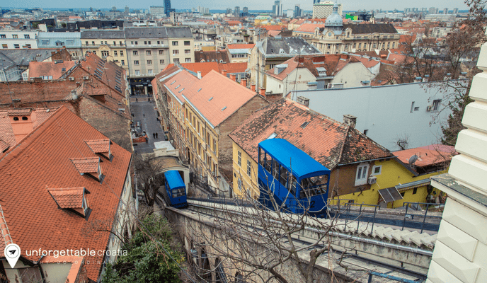 Ride The Funicular