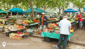Split Green Market Pazar