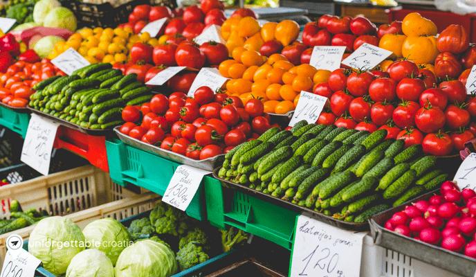 Zadar Market