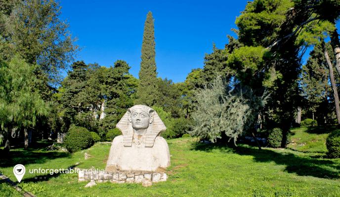 Zadar Sphinx