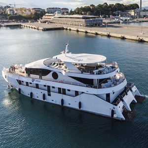 Croatia Luxury Cruise - Adriatic Queen