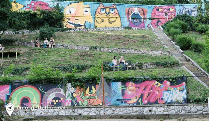 Art Park, Zagreb - hero