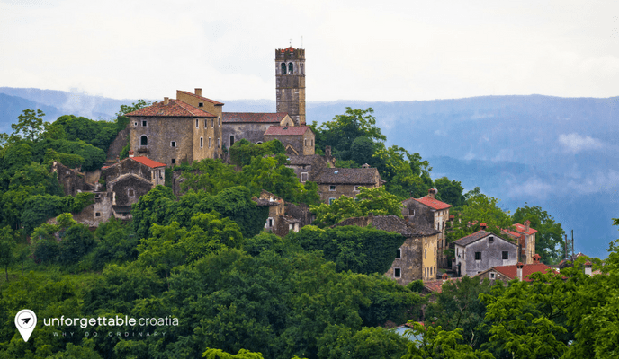 Zavrsje, Istria, Croatia