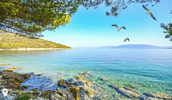 Unije Island, Croatia