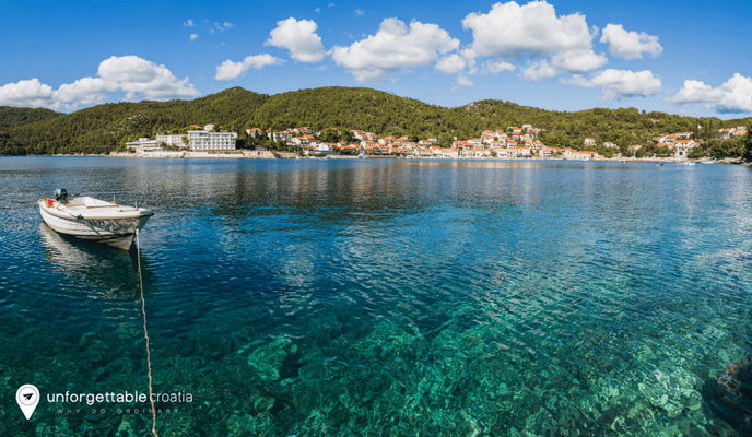 Smokvica, Brna Bay, Korcula, Unforgettable Croatia