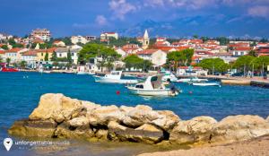Pag Island, Croatia