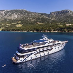 Luxury Croatia Cruise from Split
