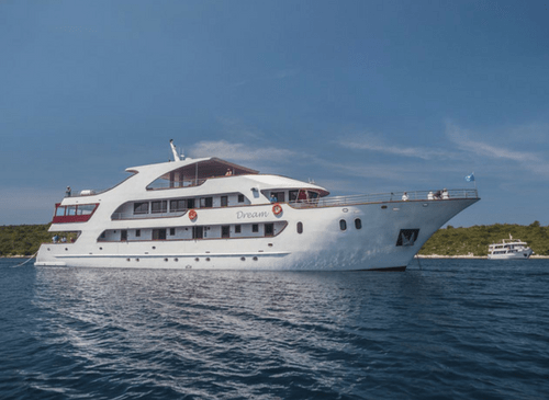 MV Dream Croatia Cruise Ship