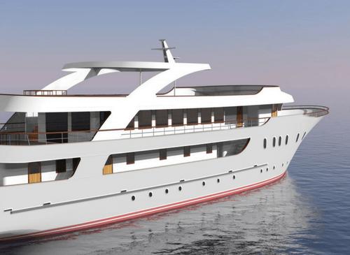 MS Mama Marija Croatia Cruise Ship