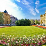 Zagreb's Green Spaces