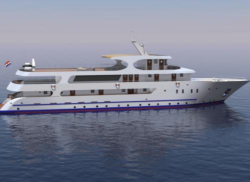 My Way Croatia Cruise Ship