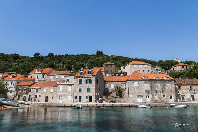 Spian, Croatia Cruise, Unforgettable Croatia