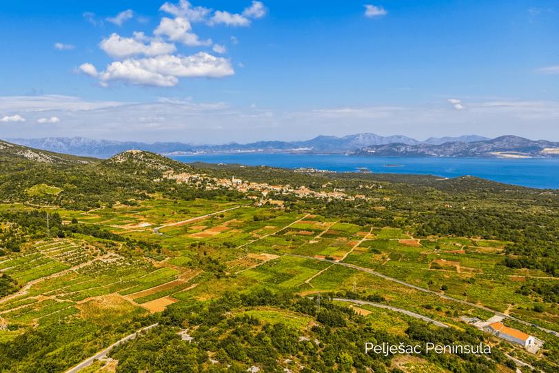 Pelješac Peninsula ,Croatia Cruise, Unforgettable Croatia