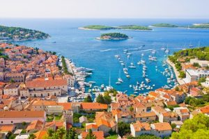 Croatia Island Cruise - Hvar