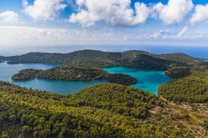 Croatia Island Cruise, Mljet