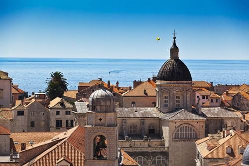 Croatia island cruises, Dubrovnik