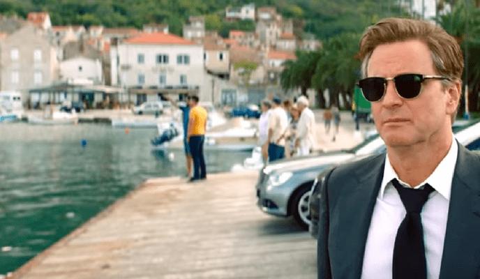 Colin Firth, Vis, Mamma Mia