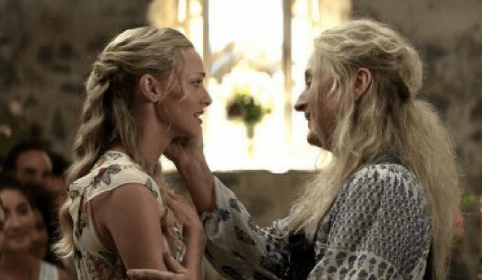Amanda Seyfried, Meryl Streep, Vis Croatia, Mamma Mia
