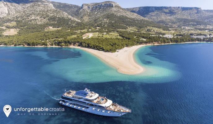 Luxury Small Cruise Ships in Croatia