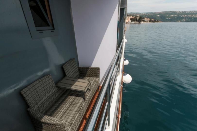 MV Infinity, Unforgettable Croatia