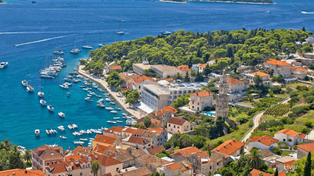 Hvar, Unforgettable Croatia Cruise