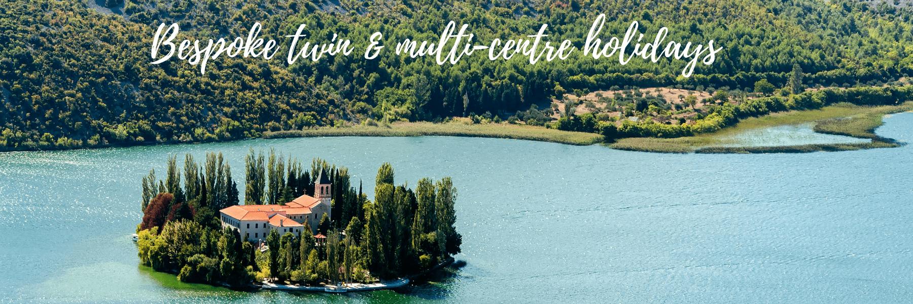 Croatia twin multi-centre holidays