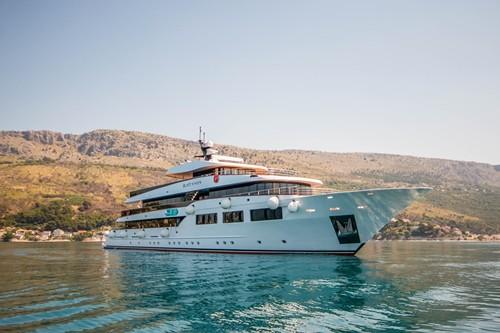 Black Swan ship Croatia