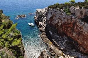 Lokrum island, near Dubrovnik, Croatia
