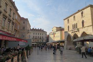 Split centre