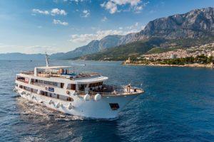 MV Aurora Cruise Ship, Croatia