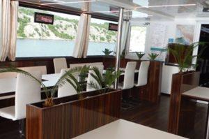 Seagull Cruise Ship, Croatia