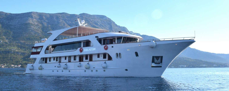 MS Equator, Cruise ship Croatia