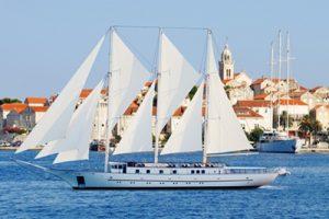 MY Klara Cruise Ship, Croatia