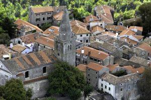 Groznjan Istria, Croatia