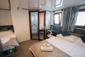 Lupus Mare Cruise ship, Croatia