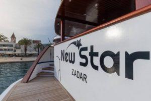 MS New Star Cruise Ship, Croatia