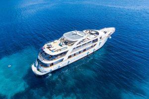 Karizma Cruise ship, Croatia