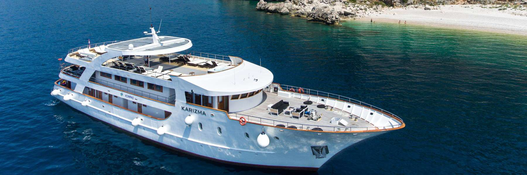 Karizma, Cruise Ship, Croatia