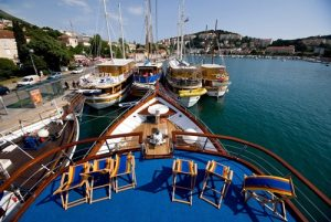 MS Eden Cruise Ship, Croatia