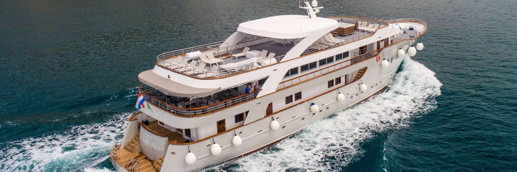 MS Mama Marija Cruise Ship, Croatia
