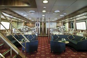 MS Panorama Cruise Ship, Croatia
