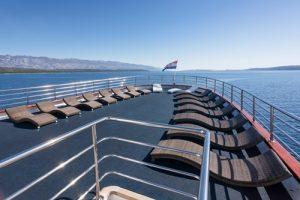 MS Stella Maris, Cruise ship Croatia