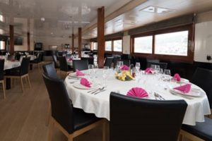 MS Karisma Cruise ship, Croatia