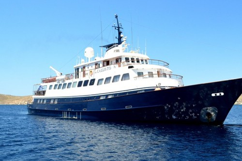MS Callisto Cruise ship, Croatia
