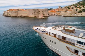 Mama Marija Cruise ship, Croatia