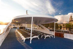 MS Maritimo Cruise ship, Croatia